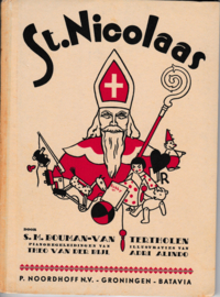 St. Nicolaas - S.M. Bouman- van Tertholen