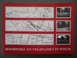 Boerderij- en veldnamen in Wisch - B.J. Dorrestijn