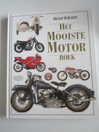 Het mooiste motor boek - Hugo Wilson