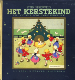 Het kerstekind - Stijn Streuvels, Jeanne Hebbelynck