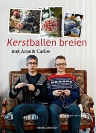 DIY  Kerstballen breien - Arne & Carlos