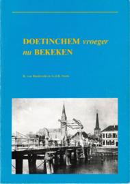 Doetinchem vroeger nu bekeken - B van Hardeveld en GJB Stork
