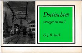 Doetinchem vroeger en nu 1 - G.J.B. Stork