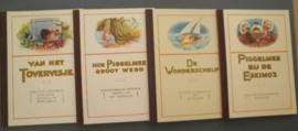 Piggelmee - serie van 4 boeken