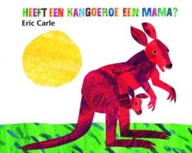 Heeft een kangoeroe een mama? - Eric Carle