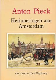 Anton Pieck - Herinneringen aan Amsterdam