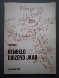 Hengelo Gelderland duizend jaar - F. Schreuder