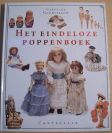 Het eindeloze poppenboek - Caroline Goodfellow