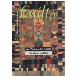 Quilts - een Nederlandse traditie - An Moonen