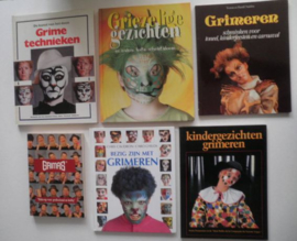 Grimeren - diverse boeken