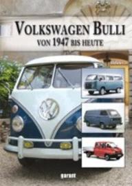 Volkswagen Bulli von 1947 bis heute