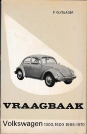 Vraagbaak Volkswagen kever - P. Olyslager