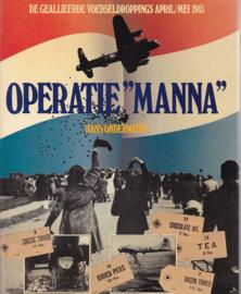 "Operatie ""Manna"" - Hans Onderwater"