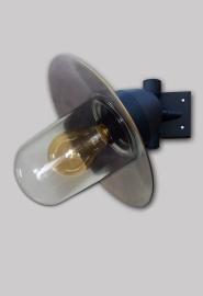 Buitenlamp: Boerenhoeklamp