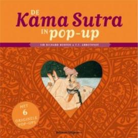 De Kama Sutra in pop-up - Richard Burton