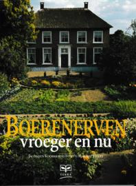 Boerenerven vroeger en nu - Jacomien Voorhorst