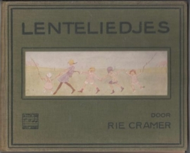 Lenteliedjes Rie Cramer / Eerste druk
