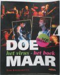 Doe Maar - het virus - het boek - Tom Engelshoven