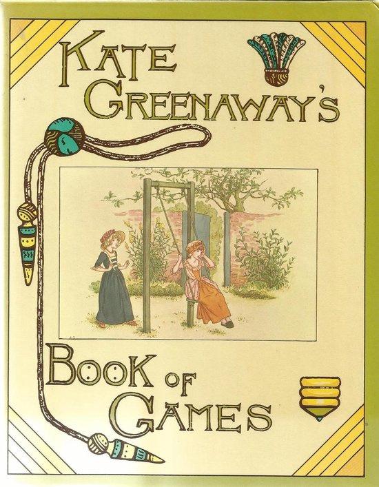 Book of Games - Kate Greenaway