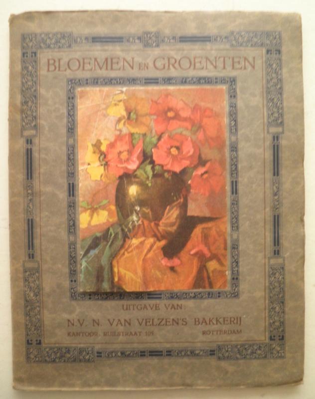 Bloemen en groenten - L.B. van der Slikke