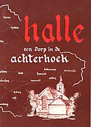 Halle een dorp in de achterhoek - A.J. Geurkink
