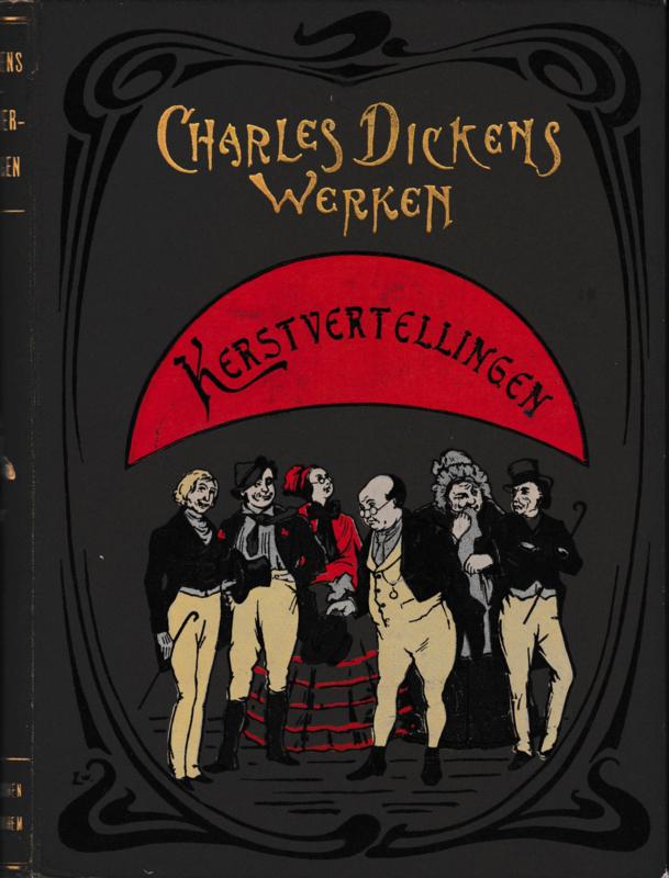 Charles Dickens werken - Kerstvertellingen