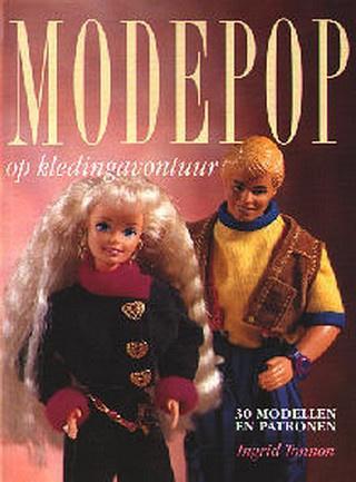 Modepop op kledingavontuur - patronen voor Barbie