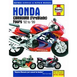 Haynes Honda CBR900RR FireBlade 1992-1999