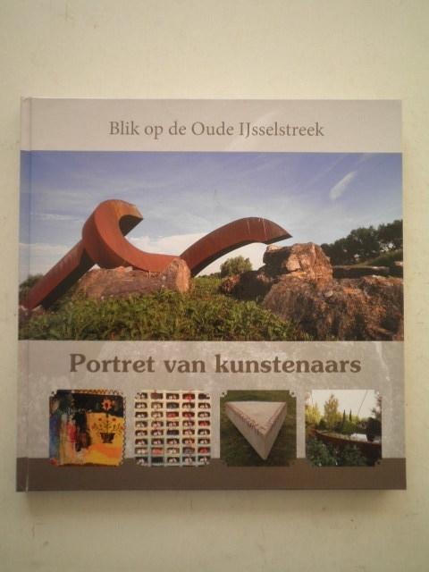 Blik op de Oude IJsselstreek - Portret van kunstenaars