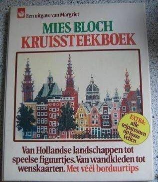 Kruissteekboek - Mies Bloch