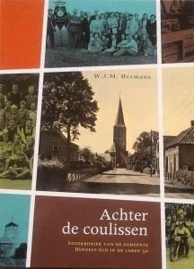 Achter de coulissen - W.J.M. Hermans