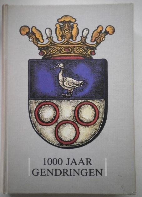 1000 jaar Gendringen - A.G. van Dalen