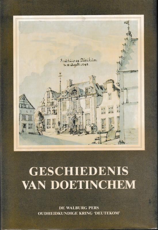 Geschiedenis van Doetinchem - J.C. Boogman, S. Oosterhaven