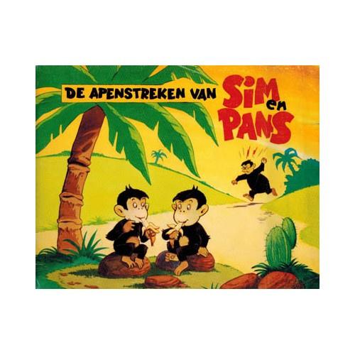 De apenstreken van Sim en Pans