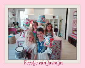 Feestje van Jasmijn