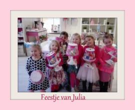 Feestje van Julia