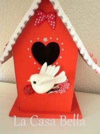Boeken workshop vogelhuisje pimpen
