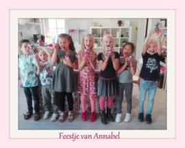 Feestje van Annabel