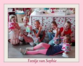 Feestje van Sophie