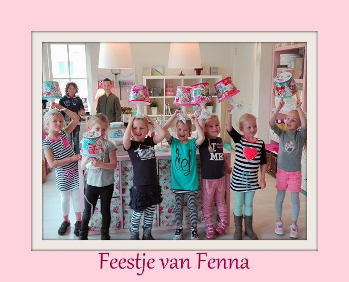 Feestje van Fenna