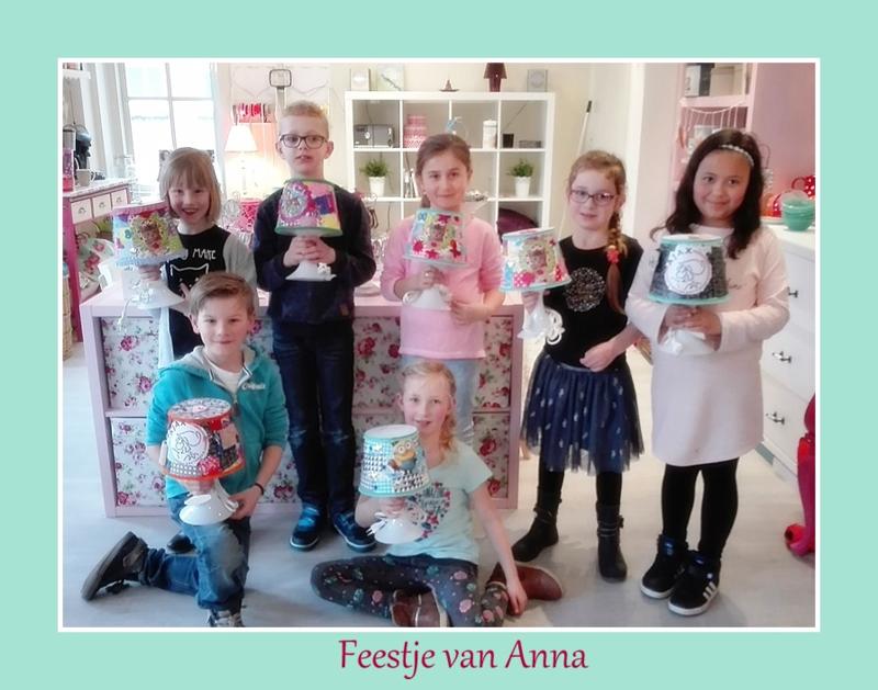 Feestje van Anna