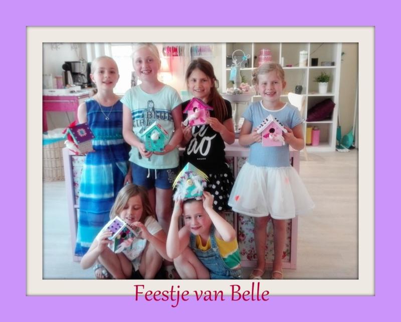 Feestje van Belle