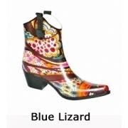 Blue Lizard festival regenlaarzen