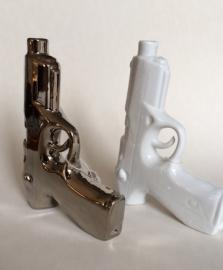 pistoolvaasje wit
