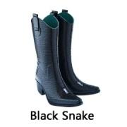 Black snake festival regenlaarzen