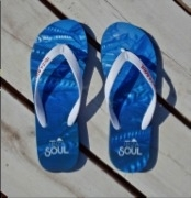Ibiza Soul slippers Barracuda
