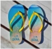 Ibiza soul slippers Cala Bassa