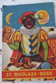 Oud Sinterklaasboek - St,Nicolaas boek. ca. 1950-1960