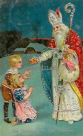Sinterklaaskaart 10