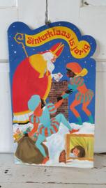 SINTERKLAAS IS JARIG. illustraties Nans van Leeuwen. ca. 1980